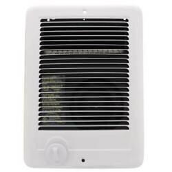 Cadet In Wall Electric Heater 1000 Watt 120 Volt Thermostat Indoor White $119.00