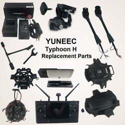 New YUNEEC Typhoon H Hexacopter Drone REPLACEMENT PARTS $374.90