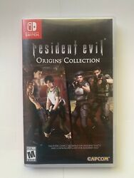 Resident Evil: Origins Collection Nintendo Switch Read Description $21.99