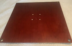 Franklin Mint Monopoly Table Replacement Part Tabletop Piece $69.00