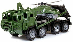 Army tractor helicopter for Gi Joe soldier 1 18 $79.90