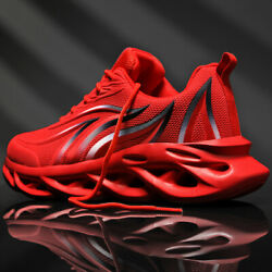 Men#x27;s Athletic Sneakers Fashion Outdoor Casual Running Walking Tennis Shoes Gym $26.99