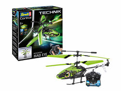 Radio Controlled Helicopter Kit Revell Mad Eye Technik $54.99