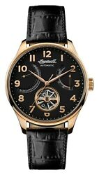 Ingersoll Men#x27;s The Hawley Automatic Watch I04602 NEW $178.50