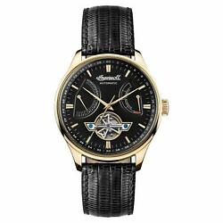Ingersoll Men#x27;s The Hawley Automatic Watch I04606 NEW $187.50