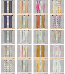 Window Drapes 2 Panel Set Options for Living Room amp; Bedroom in 3 Size by $12.99