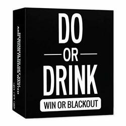 Do or Drink Party Card Game for College Camping 21st Birthday Parties $40.40