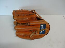 Spalding Pro Caliber Model 42 515 PRO B125 Baseball Glove Right Hand Throw 12quot; $25.99