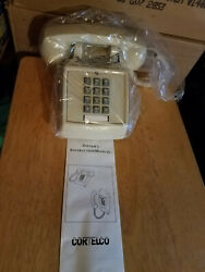 Traditional Desk Phone Retro Vintage Phone Cortelco 250044 VBA 20MC NEW $24.49