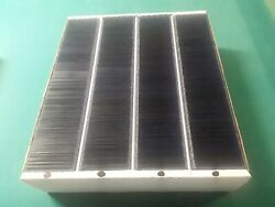 400 Clean Used Toploaders 3x4 standard size No Stickers
