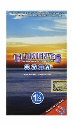 Elements 1.25 1 1 4 Size Ultra Thin Rice Rolling Paper With Magnetic Closure $22.65