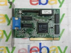 STB Systems 210 0203 001 PCI Video Card EKSUSA765PCI 1X0 0360 309 $20.00