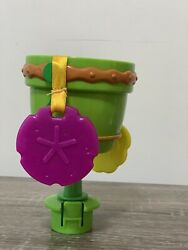 Evenflo Bucket Teether Green Tray Toy Only 6161948 Exersaucer Mega Splash Parts $16.99