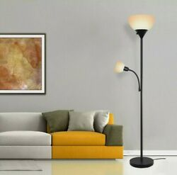 Sunllipe LED Torchiere Floor Lamp 70 Inches Sturdy Standing $30.00