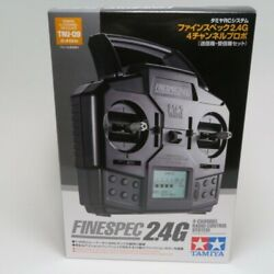 Tamiya RC system No.68 Fine spec 2.4G 4 channel R transmitter and receiver New $141.00