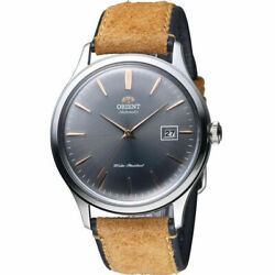 Orient Bambino Version IV Automatic Stainless Steel Watch FAC08003A0 NEW $119.00