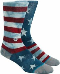 Stance Banner Boys Socks Size Youth S 7 10 $5.00