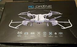 Smart RC Foldable DRONE New Open Box Tested $26.00