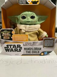 Star Wars The Mandalorian The Child Baby Yoda Animatronic Edition NEW IN HAND $67.50