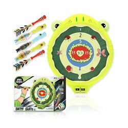 Magnetic Dart Board for Kids Safe Dart Board No Holes in The Wall Easy to... $24.02