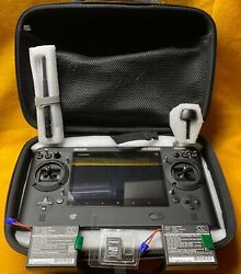 Used Yuneec ST16 Ground Station Controller Semi Hard Case Extra Batteries $80.00