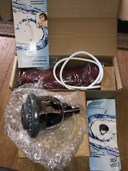 Clean and Pure Red P3060 Maintenance Free Countertop Filter NEW Shower head $15.99
