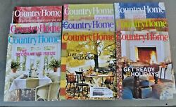 Country Home February March April May June October November 2005 Lot 9 $13.95