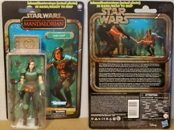 Star Wars Black Series Mandalorian CARA DUNE Credit Collection Exclusive IN HAND $37.99