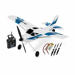 Top Race Rc Plane 3 Channel Remote Control Airplane Ready to Fly Rc Planes fo... $129.14