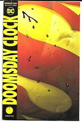 DOOMSDAY CLOCK #12 OF 12 DC 2019 $6.89