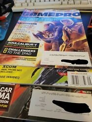Gamepro issues 275 277 and Nintendo Power issues 255 256 and 259 $12.00