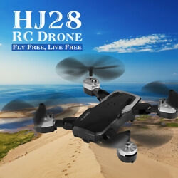 RC Drone Camera 1080P 720p Wifi FPV for Aerial Photography Gesture Photo U5J3 $41.79