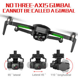 2020 SG906 Pro 2 FPV 3 axis Gimbal 4K Camera 5G Wifi GPS RC Drone Quadcopter $221.29