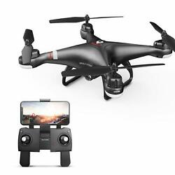 Holy Stone HS110G GPS FPV Drone with 1080P Wifi Camera RC Quadcopter Follow Me $74.99