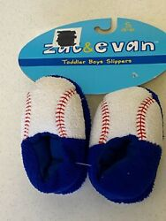 Zac amp; Evan Toddler Boys Slipper Combo Bundle gt;gt; New $17.00