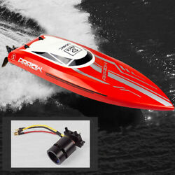 UDI005 RC Racing Boat Brushless 2.4GHz 50km h High Speed Electronic Boat Gifts $144.98