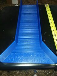 Mini Pocket Sluice Box for Gold Prospecting 14quot;× 8quot; Inch Gold Master 3D printed $24.99