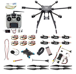 QWinOut ZD850 DIY Drone Kit with Landing Gear PIX FC for RC 6 axle Hexacopter $563.78