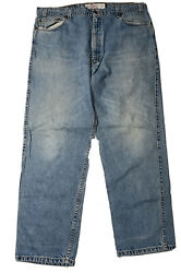 LEVIS 540 JEANS Strauss Relaxed FIT 40x30 MENS LOOK BRAND NEW $19.99