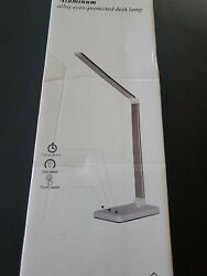 LED Desk Lamp Office Desk Lamps with USB Charging Port and 2000mah Battery G $29.99