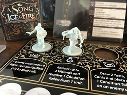 A song Of Ice And Fire Tactics Board ASOIAF NCU Board $23.00