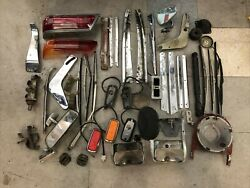 Used Parts Lot from Previous Restoration for Mercedes W113 $449.40