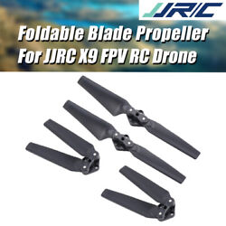 JJRC Foldable CW CCW Propeller for JJRC X9 Heron WiFi FPV RC Quadcopter Drone $10.86