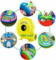 Electric Air Blower Handheld Pump Fan 450W Inflatable Bouncer for Bouncy Castle` $83.99