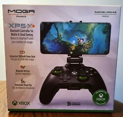 PowerA MOGA XP5 X Bluetooth Controller Mobile amp; Cloud Gaming for Android $37.99