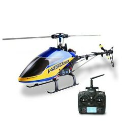 Walkera V450D03 Generation II 2.4G 6CH 6 Axis Gyro Brushless RC Helicopter RTF $565.59