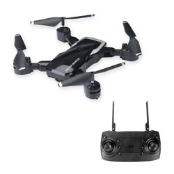 LF609 Foldable Drone 2.4Ghz 4CH Altitude Hold Quadcopter RTF One Key Return $37.09