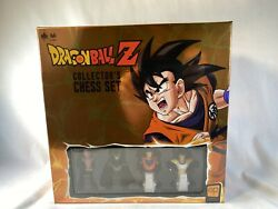 NEW Sealed Dragon Ball Z Collectors Chess Set DBZ Usaopoly Funimation B20 $26.99