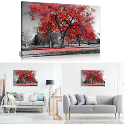 Painting Wall Paintings Art Picture Print Home Room Office Decor Big Tree C $13.58