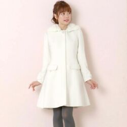 🌹Lodispotto🌹 NWT Japanese Brand Elegant Pearl Winter Coat MSRP $220 $120.00